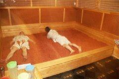 黄土球浴房2