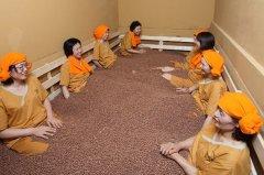 黄土球浴房3