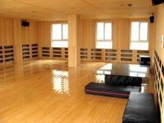 高温瑜伽房1